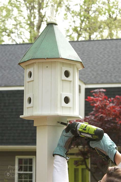 How To Mount A Birdhouse On The House