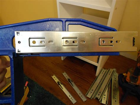 How To Mount Drawer Slides