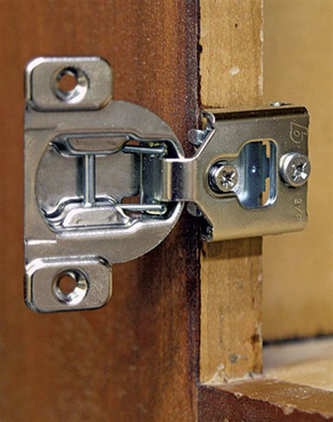 How To Mount European Hinges