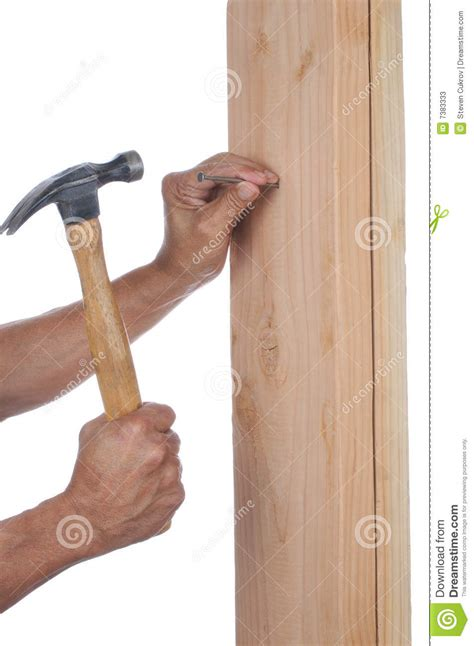 How To Nail Boards Together