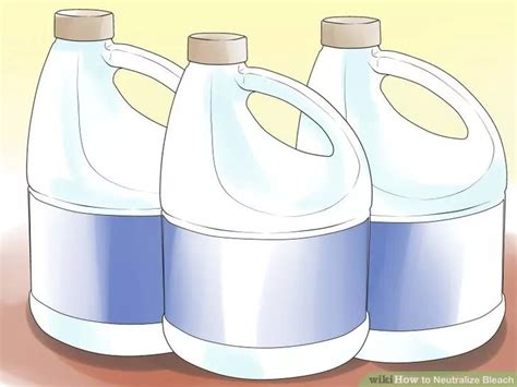 How To Neutralize Bleach On Carpet