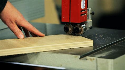 How To Notch Wood With A Band Saw