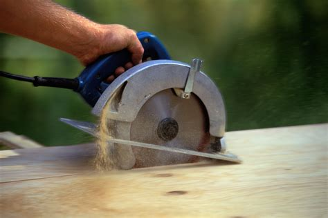 How To Notch Wood With Skill Saw
