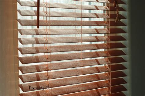 How To Oil Wooden Blinds