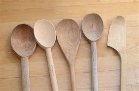 How To Oil Wooden Utensils