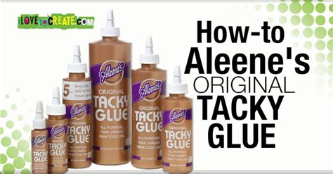 How To Open A Tacky Glue Bottle