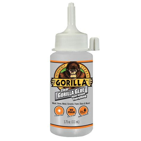 How To Open Gorilla Glue 9 Oz