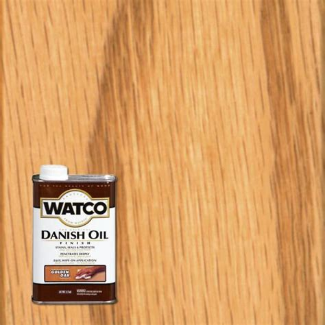 How To Open Watco Danish Oil