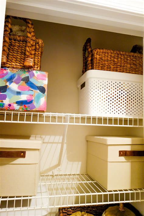 How To Organise Your Wardrobe Diy