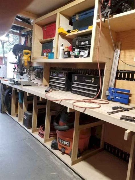 How To Organize A Shop Or Garage On A Budget