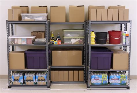 How To Organize A Storage Unit For More Space