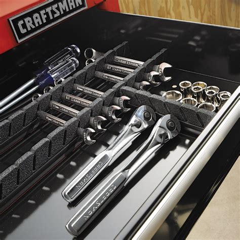 How To Organize Craftsman Tool Chest