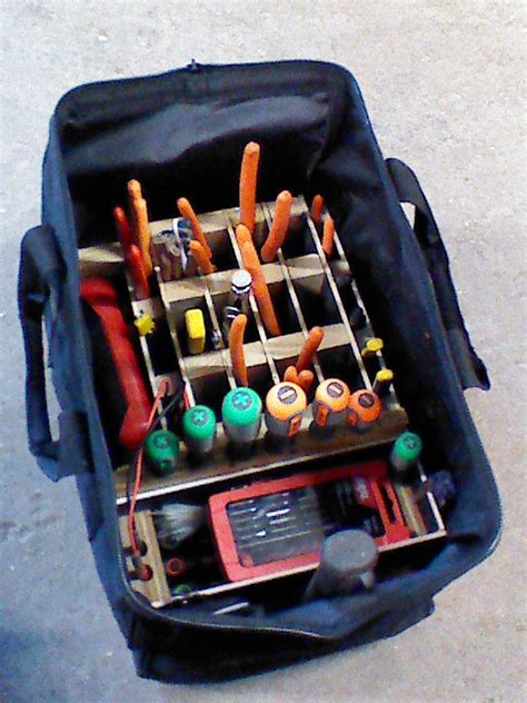 How To Organize Tools In Bags