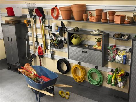 How To Organize Your Garage Shop Lights