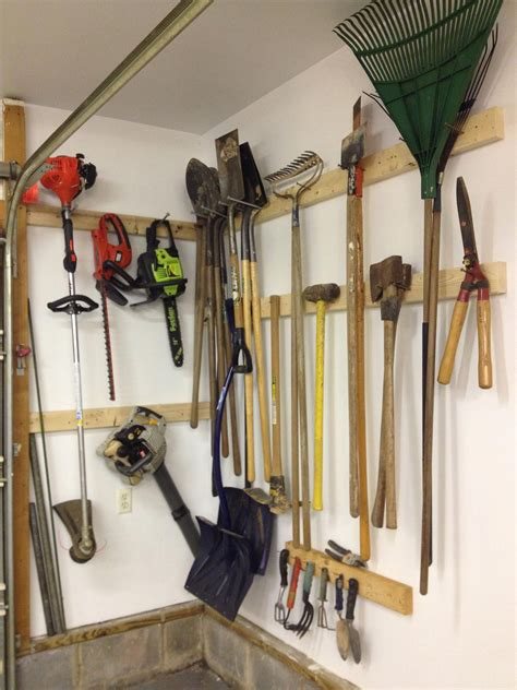 How To Organize Your Garage Tools