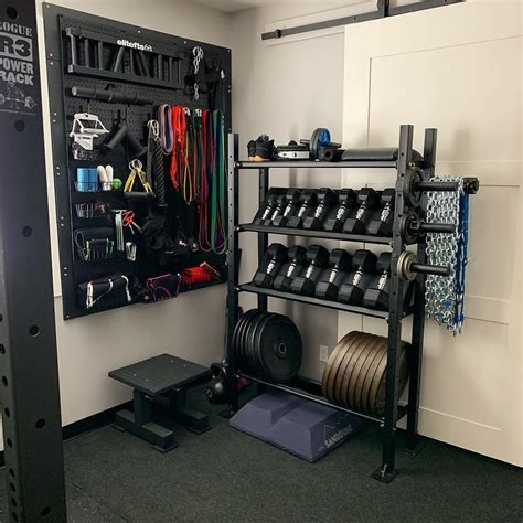 How To Organize Your Garage With Home Gym