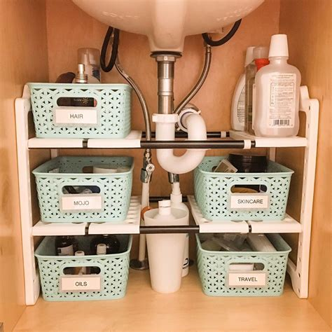 How To Organize Your Vanity Diy