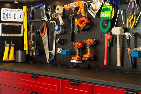 How To Organize Your Workbench And Tools