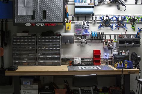 How To Organize Your Workbench Legs