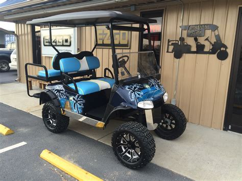 How To Paint A Golf Cart Diy