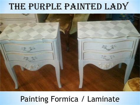 How To Paint Formica Dresser