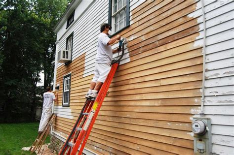 How To Paint Outside Woodwork