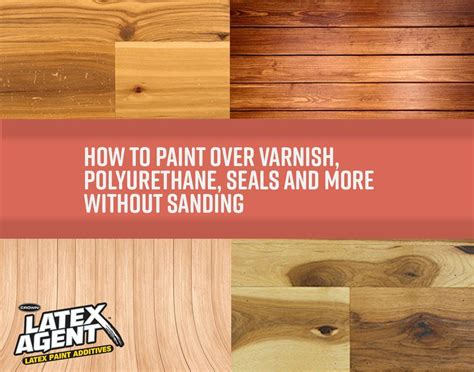 How To Paint Over Polyurethane Enamel