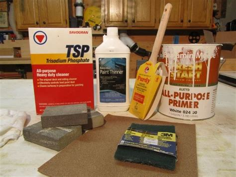 How To Paint Over Polyurethane Youtube