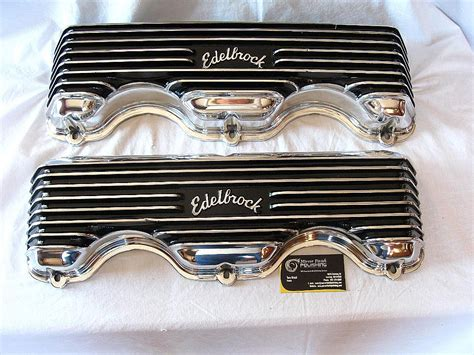 How To Paint Polished Aluminum Valve Covers
