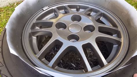 How To Paint Polished Automotive Wheels