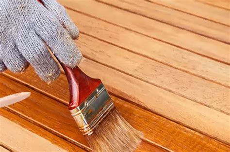 How To Paint Polished Wood