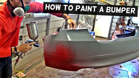 How To Paint Polyurethane Bumper