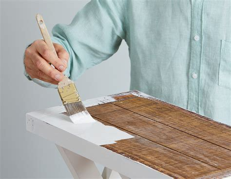 How To Paint Wood To Look Antique White