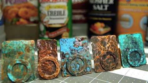 How To Patina Copper
