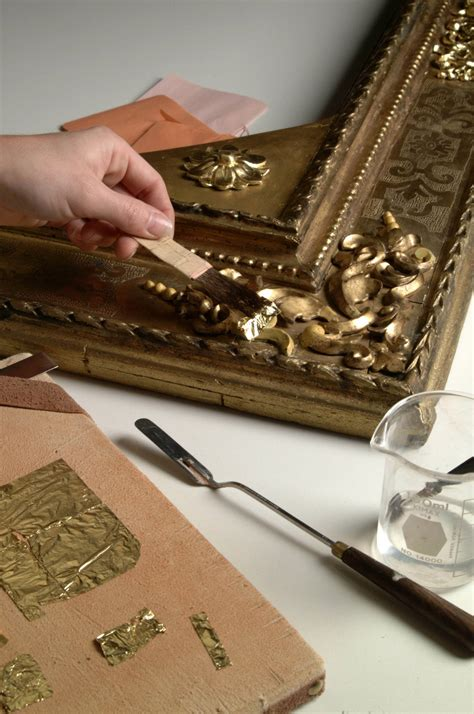 How To Picture Frame Restoration