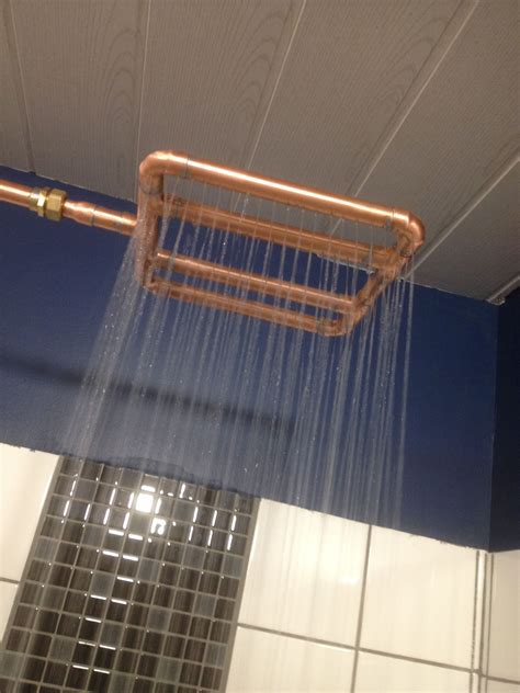 How To Plumb Copper Pipe For Shower Head