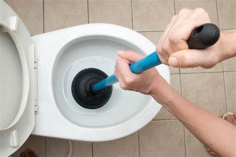 How To Plunge A Toilet Correctly