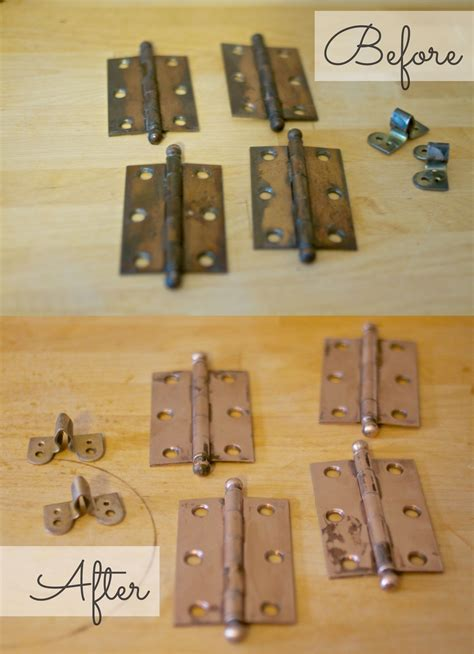 How To Polish Door Hinges