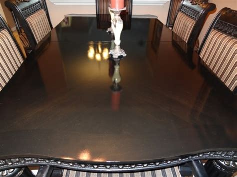 How To Polyurethane A Dining Table