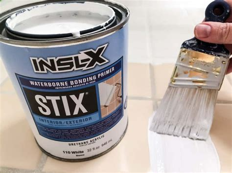 How To Polyurethane Over Painted Ceramic Tile