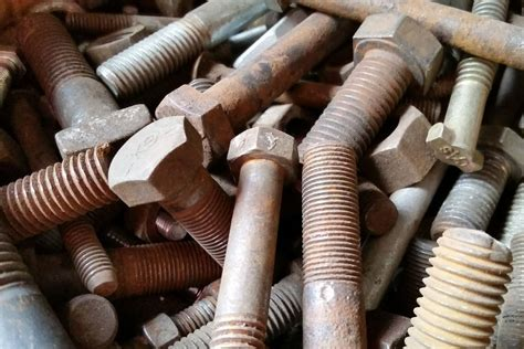How To Prevent Rust On Screws And Fasteners