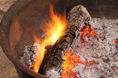 How To Prevent Wood From Burning Ashes
