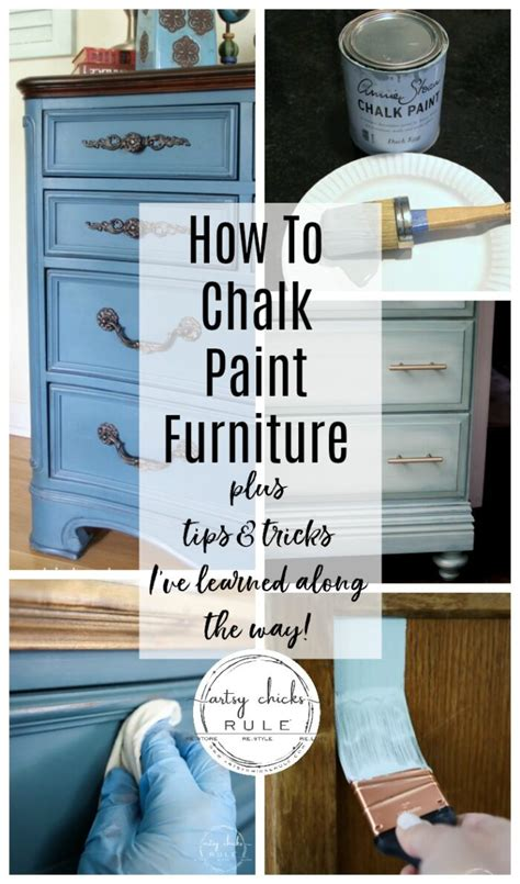 How To Prime Furniture For Chalk Paint