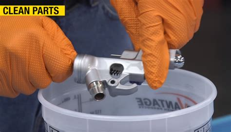 How To Properly Clean A Paint Gun