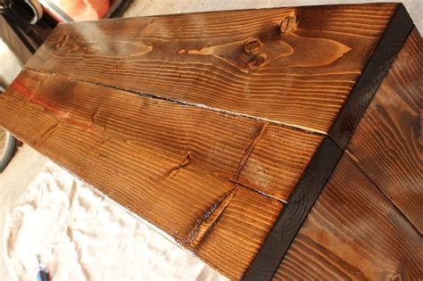 How To Properly Stain And Polyurethane Wood