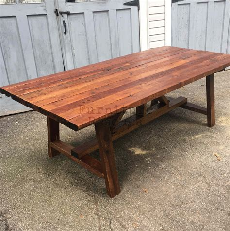 How To Protect Reclaimed Wood Dining Tables