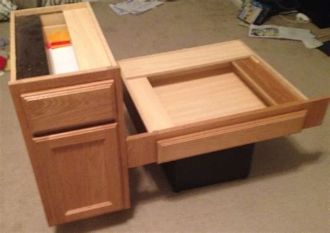 How To Put A Desk Drawer Back In