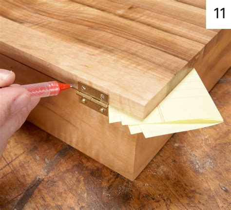 How To Put A Photo On A Wooden Box