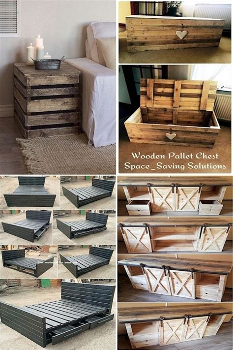 How To Put A Picture On A Wood Pallet