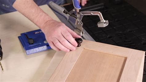 How To Put Cabinet Door Back On